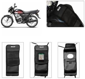 Capeshoppers Utility Tank Bag For Honda Cd 110 Dream