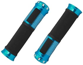 Capeshoppers Stylish Bike Handle Grips For Suzuki Access 125 Scooty