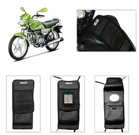Capeshoppers Utility Tank Bag For Hero Motocorp Hf Deluxe Eco