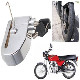 Capeshoppers ALARM LOCK With Siren For Royal Enfield BULLET 373