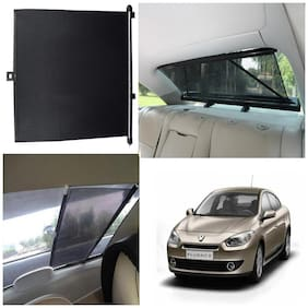 Capeshoppers Car Sun Shade Roller For Renault Fluence
