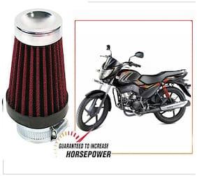 Capeshoppers Big Hp High Performance Bike Air Filter For Mahindra Pantero