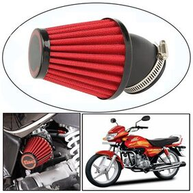 Capeshoppers RAD High Performance Bike Air Filter For Hero MotoCorp CD DELUXE O/M