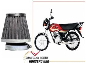 Capeshoppers Moxi High Performance Bike Air Filter For Tvs Star Hlx 125