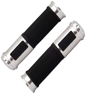 Capeshoppers Stylish Bike Handle Grips For Honda DAZZLER