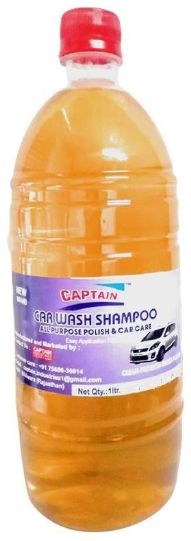 Captain Car Wash Shampoo 1 L