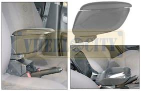 Car Armrest Console Grey Colour Universal Size