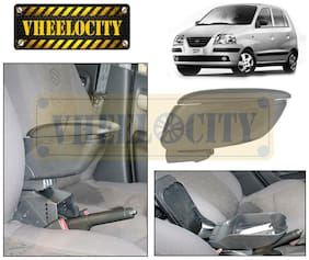 Car Armrest Console Grey Colour for Hyundai Santro