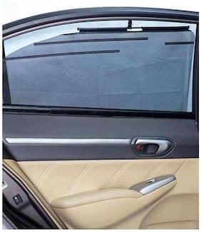 Car Automatic Side Window Sun Shade Set of 4pcs For Hyundai Grand i10