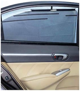 Car Automatic Side Window Sun Shade Set of 4pcs For Honda City ZX (2005-2008)