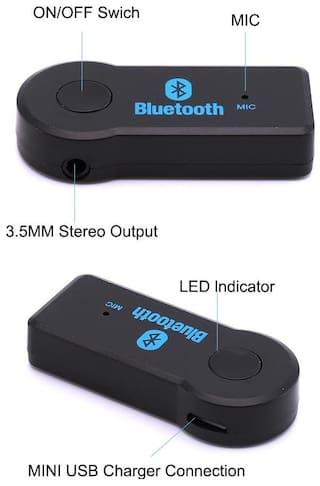 Car bluetooth34- Audio receiver