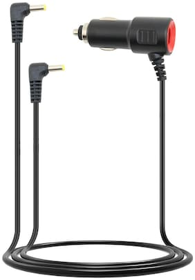 """Car Charger Power Cord for Ematic 7"""" 9"""" 11.6"""" 13.3"""" Portable Portable DVD Player"""