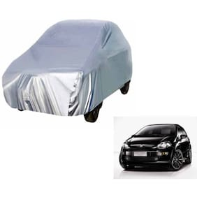 Car Cover Silver  For Punto Evo