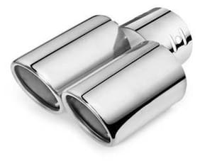 Car Exhaust Silencer Muffler Tip Pipe