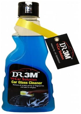 CAR GLASS CLEANER In front mirror washer tank 250ml.