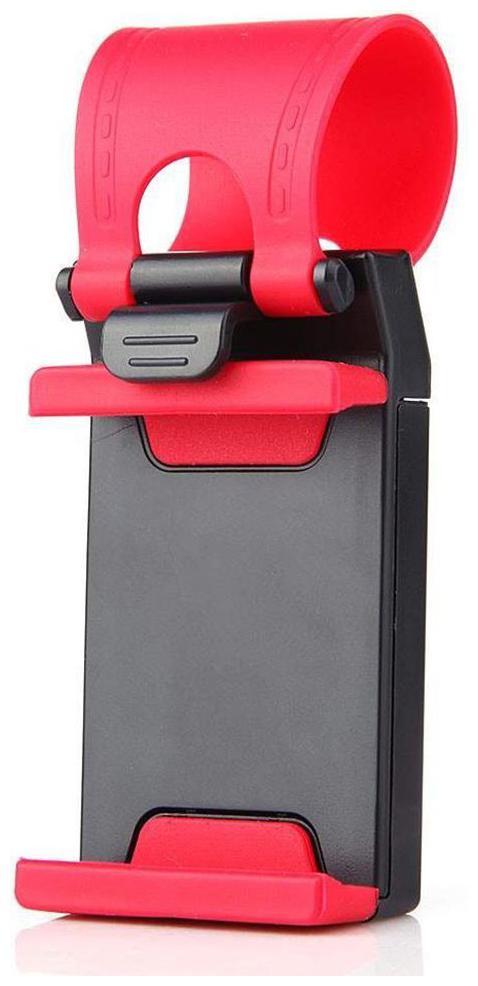 Car Steering Wheel Mobile Holder Stand   Multicolor