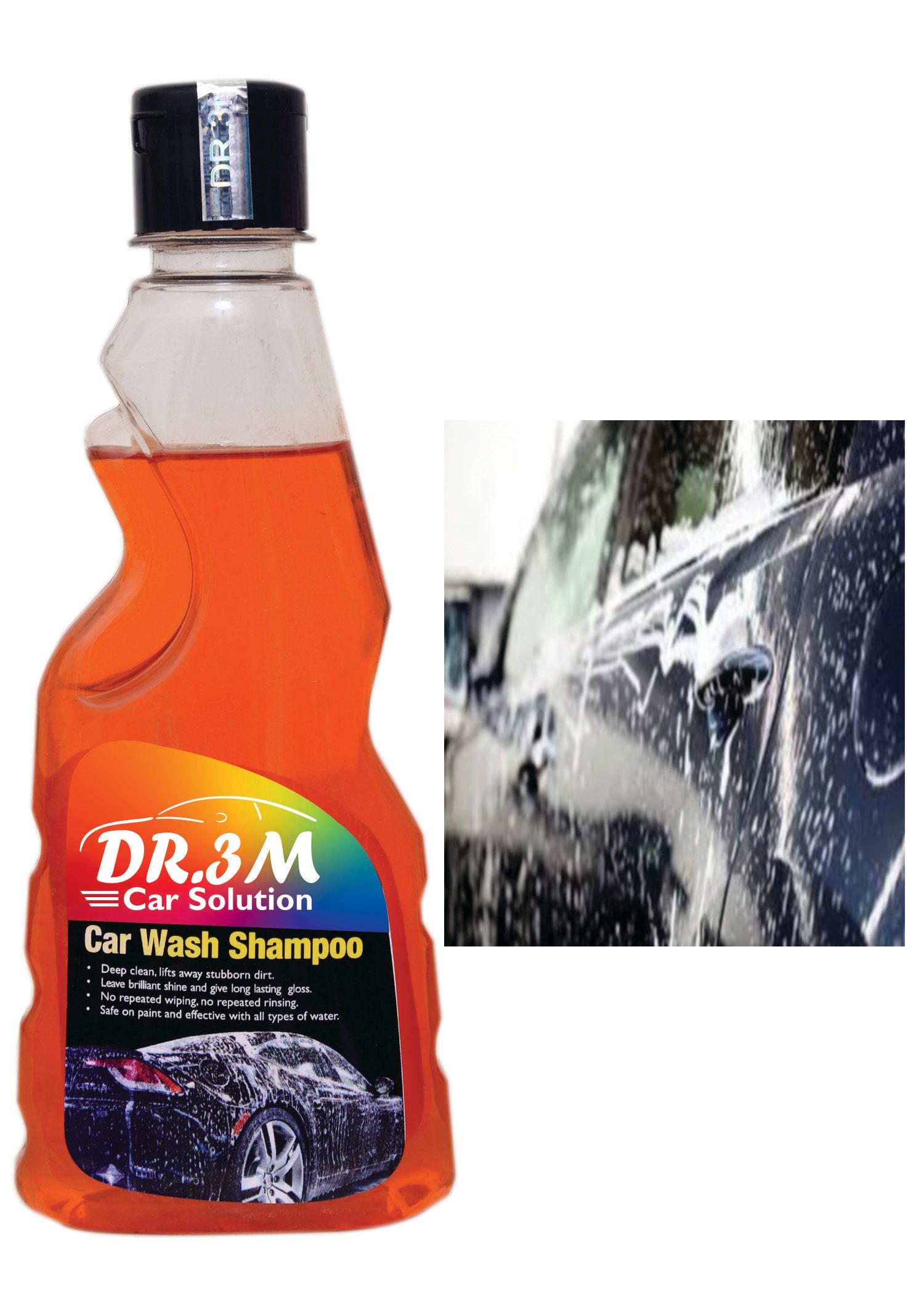 CAR WASH SHAMPOO 250ml. by DR3M