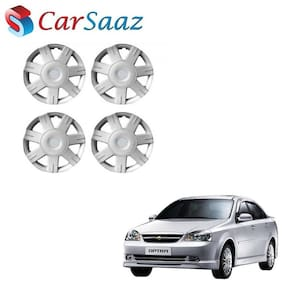 Car Wheel Cover For Chevrolet Optra (4 Pcs)- By Carsaaz