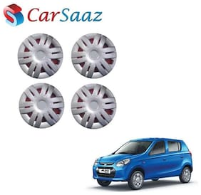 Car Wheel Cover For Maruti  Alto 800 (4 Pcs)- By Carsaaz