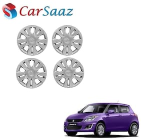 Car Wheel Cover For Maruti New Swift (4 Pcs)- By Carsaaz