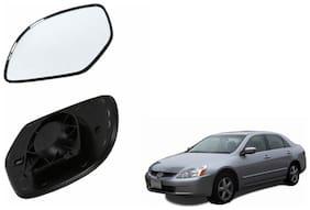 Carizo Car Rear View Side Mirror Glass RIGHT-Honda Accord 2.4 Type 5