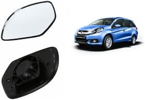 Carizo Car Rear View Side Mirror Glass RIGHT-Honda Mobilio