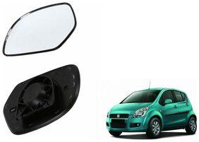 Carizo Car Rear View Side Mirror Glass RIGHT-Maruti Ritz
