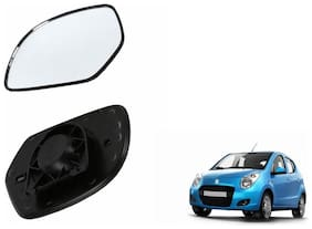 Carizo Car Rear View Side Mirror Glass RIGHT-Maruti Astar