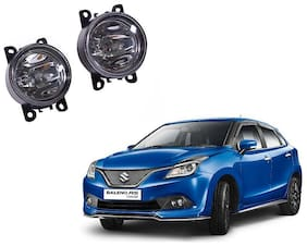 Carizo Fog Lamp Assembly Set Of 2-Maruti Suzuki Baleno