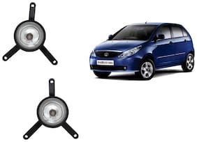 Carizo Fog Lamp Assembly Set Of 2-Tata Indica Vista