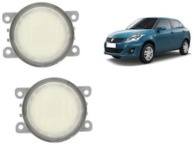 Carizo Fog Lamp Assembly Set Of 2-Maruti Suzuki Dzire Type 2