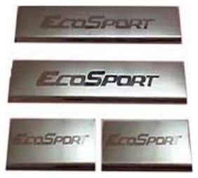CARMART Car Door Sill/scuff Plates for Ford ECOSPORT