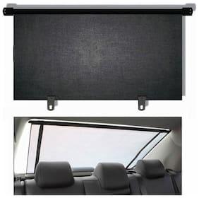 CARMATE Car Rear Roller Curtain (100cm) For Chevrolet Aveo U-Va - Black