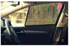 CARMATE Car Fix Curtain Set of 4 for Maruti Swift Old