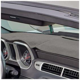 Carmate Car Dashboard Cover For Maruti Alto 800 - Grey