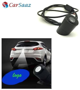 CarSaaz car tail Logo lamp/rear shadow light for  Toyota  All Car Models
