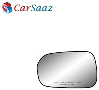 Carsaaz Left Side Sub-Mirror Plate for Maruti Suzuki S Cross