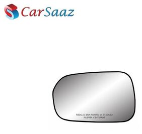 Carsaaz Left Side Sub-Mirror Plate for Maruti Suzuki Zen type 1