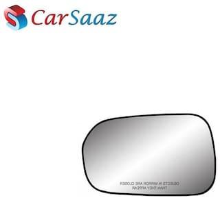 Carsaaz Left Side Sub-Mirror Plate for Honda Amaze
