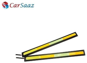 CarSaaz Multicolor Day Time Running Light for Toyota Camry