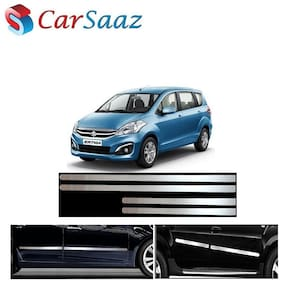 Carsaaz Side Beading Chrome for Maruti Ertiga