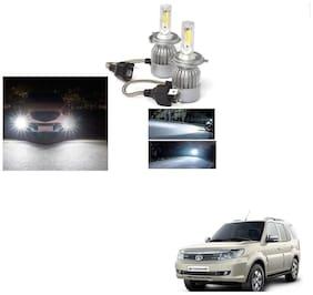 Cartronics- C6 H4 Headlight Bulb For Tata Safari Storme