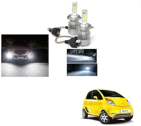 Cartronics- C6 H4 Headlight Bulb For Tata Nano
