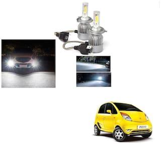 Cartronics- C6 H4 Headlight Bulb For Tata Nano