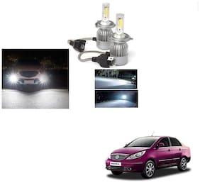 Cartronics- C6 H4 Headlight Bulb For Tata Manza