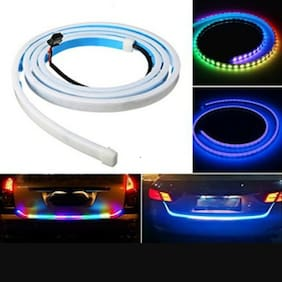 CartronicsMulti-Functional;Multi-Colour LED Universal Light for Tailgate Or Boot Or Diggi Works On Brake;Parking and Indicator