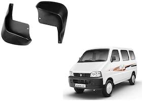 Carz 24 Premium Quality Mud Flaps For Maruti Suzuki Eeco (Rear) Set Of2 Pcs