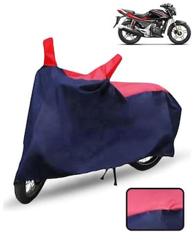 Carzex Bike Body Cover For Hero Xtream Sports Motorcycle Cover(Red & Blue)