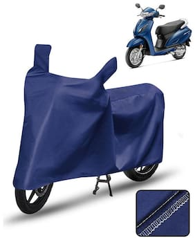 Carzex Scooty Cover For Honda Activa 6G Scooter Cover Blue