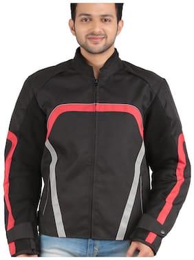 Cascara Full Sleeve Biker Jackets